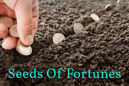 Seeds of Fortunes Logo